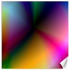 Prism Rainbow Canvas 12  x 12  (Unframed)