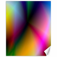Prism Rainbow Canvas 16  X 20  (unframed)