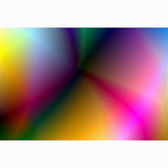 Prism Rainbow Canvas 20  X 30  (unframed)