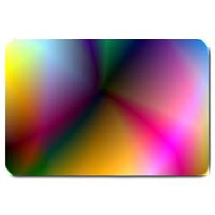 Prism Rainbow Large Door Mat