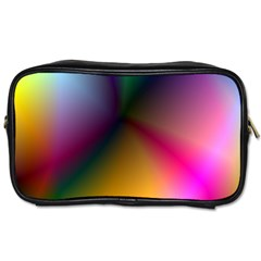 Prism Rainbow Travel Toiletry Bag (two Sides)