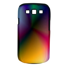 Prism Rainbow Samsung Galaxy S Iii Classic Hardshell Case (pc+silicone)