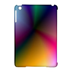 Prism Rainbow Apple iPad Mini Hardshell Case (Compatible with Smart Cover)