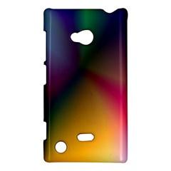 Prism Rainbow Nokia Lumia 720 Hardshell Case