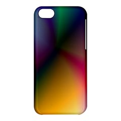 Prism Rainbow Apple iPhone 5C Hardshell Case