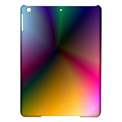 Prism Rainbow Apple iPad Air Hardshell Case