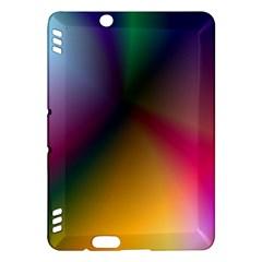 Prism Rainbow Kindle Fire HDX 7  Hardshell Case