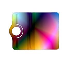 Prism Rainbow Kindle Fire HD 7  (2nd Gen) Flip 360 Case