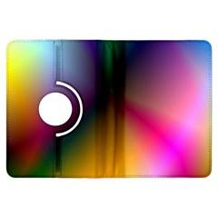 Prism Rainbow Kindle Fire HDX 7  Flip 360 Case