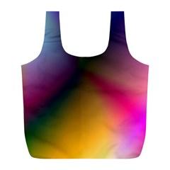 Prism Rainbow Reusable Bag (L)