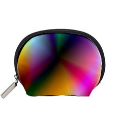 Prism Rainbow Accessory Pouch (Small)