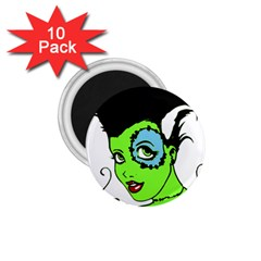 Frankie s Girl 1.75  Button Magnet (10 pack)