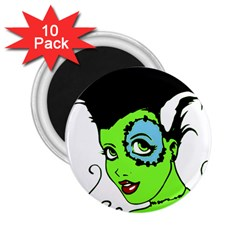 Frankie s Girl 2.25  Button Magnet (10 pack)