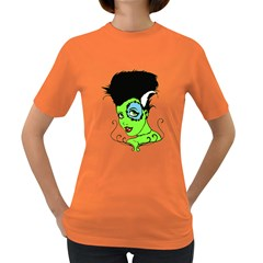 Frankie s Girl Women s T-shirt (Colored)