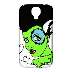 Frankie s Girl Samsung Galaxy S4 Classic Hardshell Case (PC+Silicone)