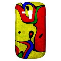 Abstract Samsung Galaxy S3 Mini I8190 Hardshell Case