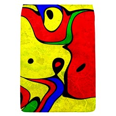 Abstract Removable Flap Cover (Small)