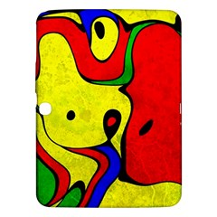 Abstract Samsung Galaxy Tab 3 (10.1 ) P5200 Hardshell Case