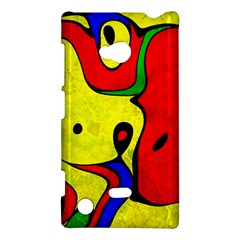 Abstract Nokia Lumia 720 Hardshell Case
