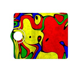 Abstract Kindle Fire HDX 8.9  Flip 360 Case