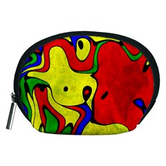 Abstract Accessory Pouch (medium)