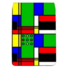 Mondrian Removable Flap Cover (Large)