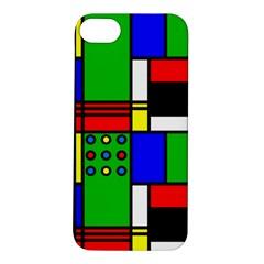 Mondrian Apple iPhone 5S Hardshell Case