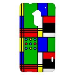 Mondrian HTC One Max (T6) Hardshell Case