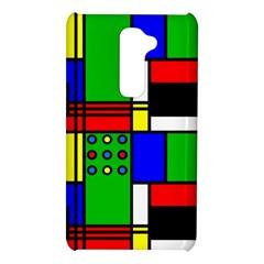 Mondrian LG G2 Hardshell Case