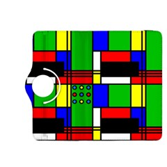 Mondrian Kindle Fire Hdx 8 9  Flip 360 Case