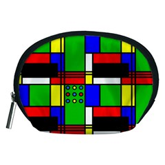 Mondrian Accessory Pouch (medium)