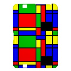 Mondrian Kindle Fire HD 8.9  Hardshell Case