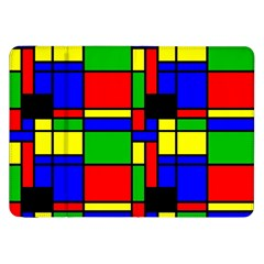 Mondrian Samsung Galaxy Tab 8.9  P7300 Flip Case