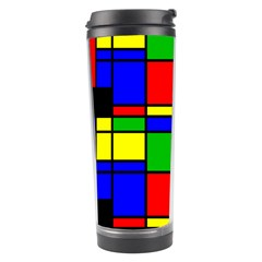 Mondrian Travel Tumbler