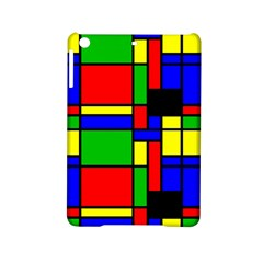 Mondrian Apple Ipad Mini 2 Hardshell Case