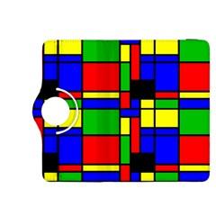 Mondrian Kindle Fire Hdx 8 9  Flip 360 Case