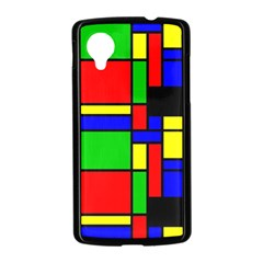 Mondrian Google Nexus 5 Case (Black)
