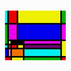 Mondrian Glasses Cloth (Small)