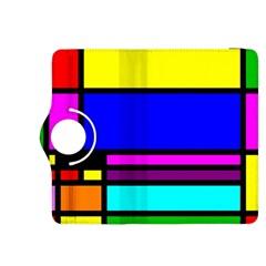 Mondrian Kindle Fire HDX 8.9  Flip 360 Case