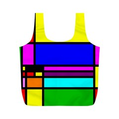 Mondrian Reusable Bag (M)