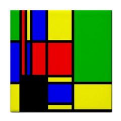Mondrian Ceramic Tile