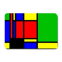 Mondrian Small Door Mat
