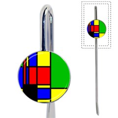 Mondrian Bookmark