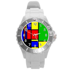 Mondrian Plastic Sport Watch (large)