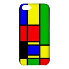 Mondrian Apple iPhone 5C Hardshell Case