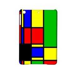 Mondrian Apple iPad Mini 2 Hardshell Case