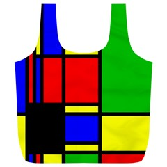 Mondrian Reusable Bag (XL)