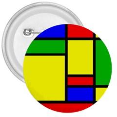 Mondrian 3  Button