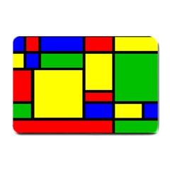 Mondrian Small Door Mat