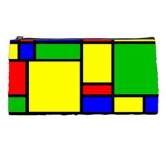 Mondrian Pencil Case